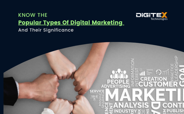 Popular Types Of Digital Marketing